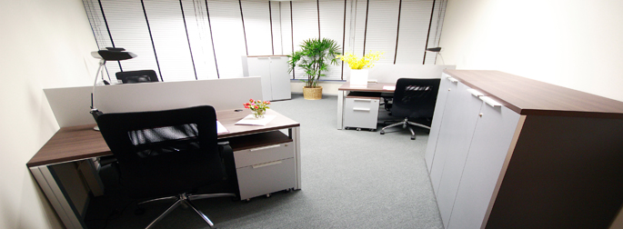 Serviced Office at Officefirst