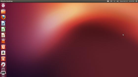 Ubuntu Unity 12.04
